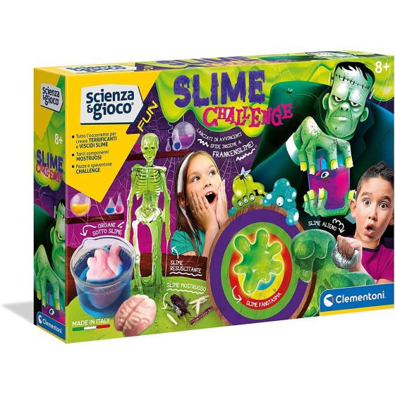 Scienza e Gioco Slime Challenge 19196 Clementoni - 6