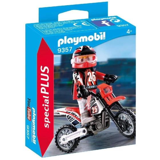 Playmobil special plus 9357 campione di motocross Playmobil - 1