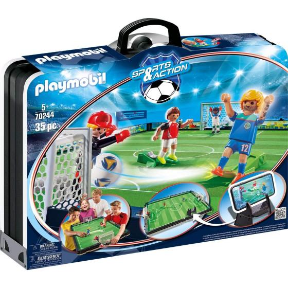 Playmobil Sport & Action campo da calcio grande 70244 Playmobil - 4