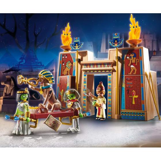 Playmobil Scooby Doo 70365 I Misteri Dell'antico Egitto Playmobil - 3