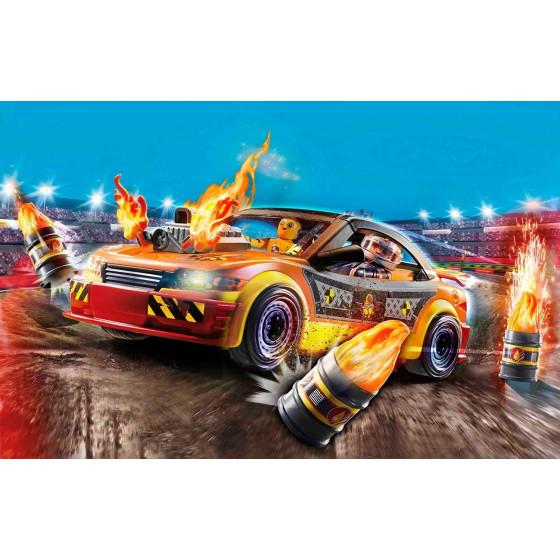 Playmobil Stunt Show 70551 - Crash Car Playmobil - 3