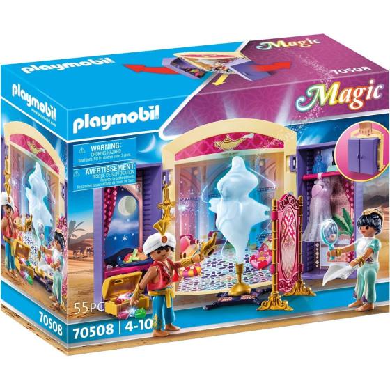 Playmobil Magic 70508 - Principessa D'Oriente Con Genio Playmobil - 2