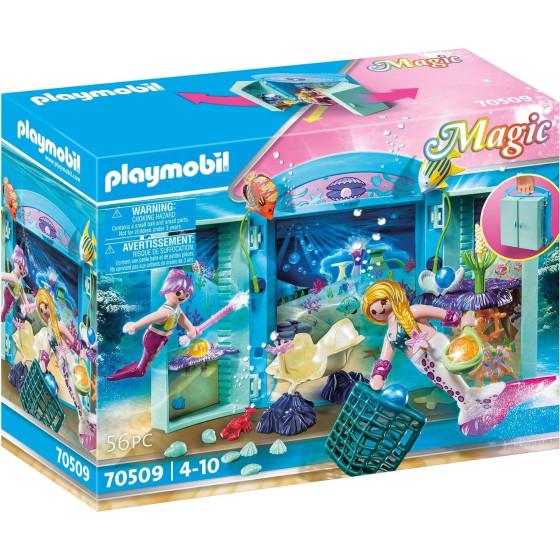 Playmobil Magic 70509 - Camera Della Piccola Sirena Playmobil - 1