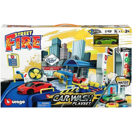 Bburago Playset Car Wash 1:43 Bburago - 3