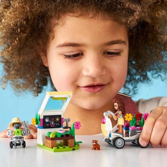 Lego Friends 41425 Il Giardino dei Fiori di Olivia Lego - 6