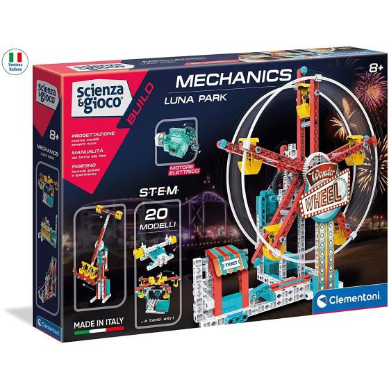 Science & Play Build-Luna Park 19192 Clementoni - 6