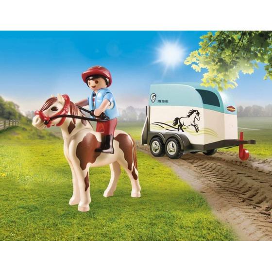 Playmobil Country 70511 Fuoristrada con Rimorchio Playmobil - 5