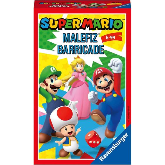 Super Mario Malefiz Barricade Travel Ravensburger - 2