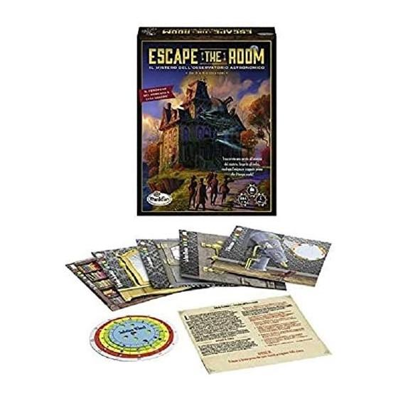 The Escape Room Il Mistero Dell'Osservatorio Think Fun - 5
