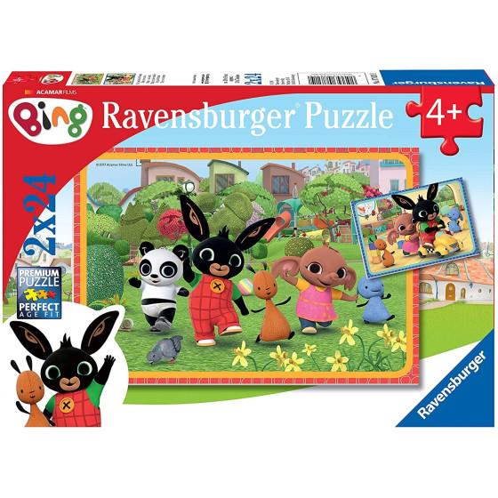 Puzzle Bing Doubleface 24 Pezzi 07821 Ravensburger - 2
