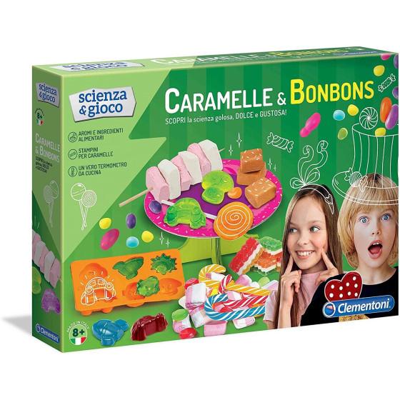 Scienza e Gioco - Caramelle e Bonbons 19129 Clementoni - 2