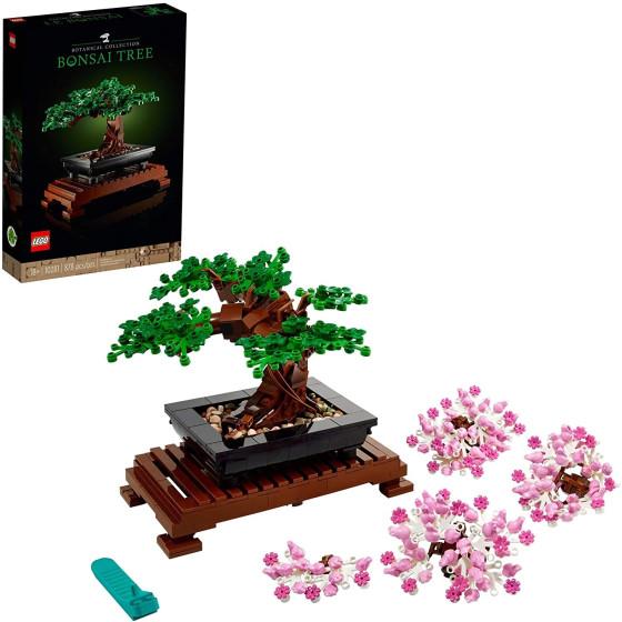 Lego Collezione Botanica 10281 Albero Bonsai Lego - 4