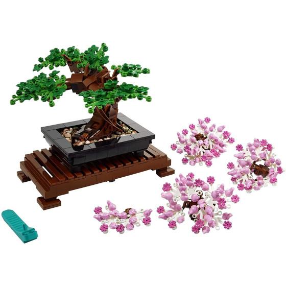 Lego Collezione Botanica 10281 Albero Bonsai Lego - 3
