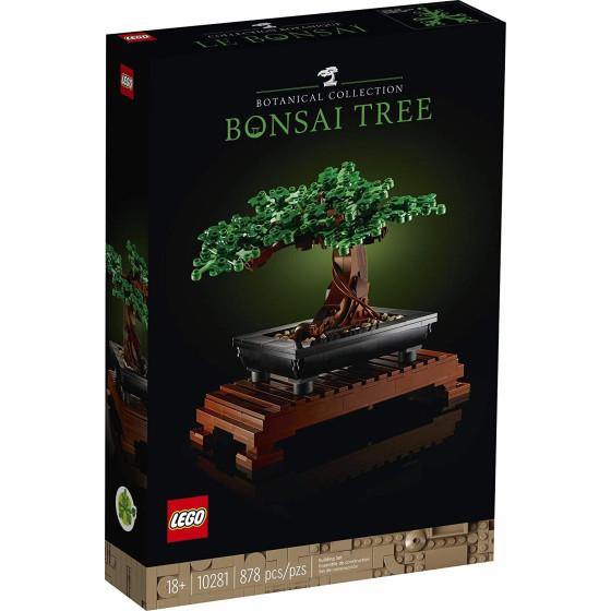 Lego Botanical Collection 10281 Bonsai Tree Lego - 4
