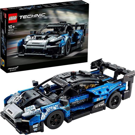 Lego Technic 42123 McLaren Senna GTR Lego - 3