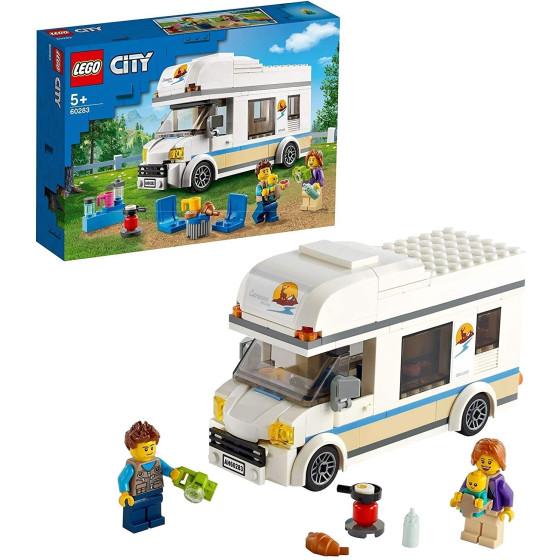 Lego City 60283 Camper delle Vacanze Lego - 5