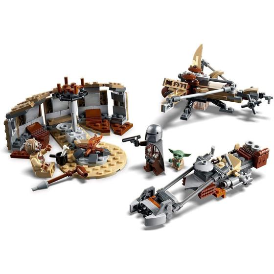 Lego Star Wars 75299 The Mandalorian Allarme su Tatooine Lego - 3