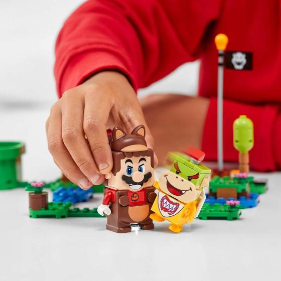 Lego Super Mario 71385 Mario Tanuki Lego - 3