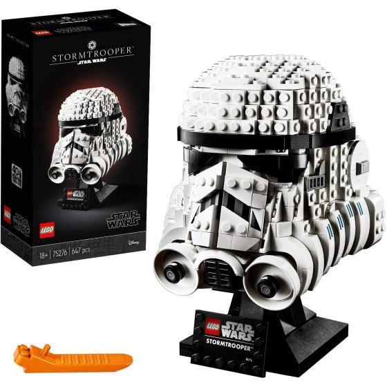Lego Star Wars 75276 Casco Stormtrooper Lego - 3