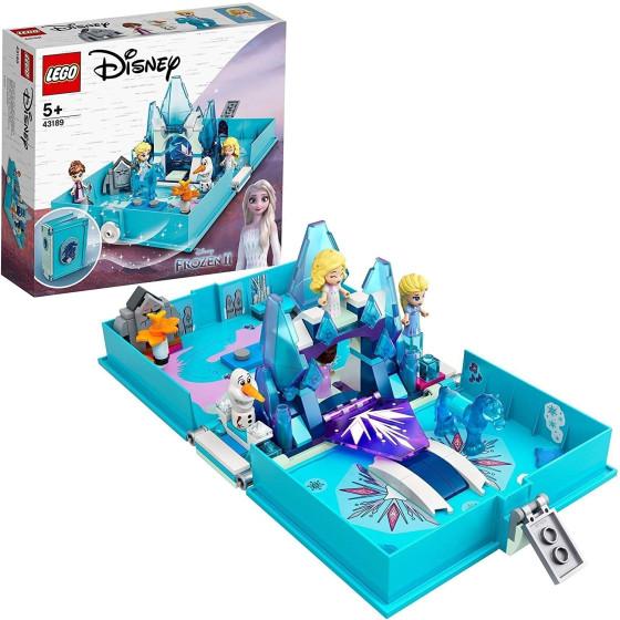 Lego Disney Princess Frozen 2 43189 Elsa e Le Avventure Fiabesche del Nokk Lego - 2
