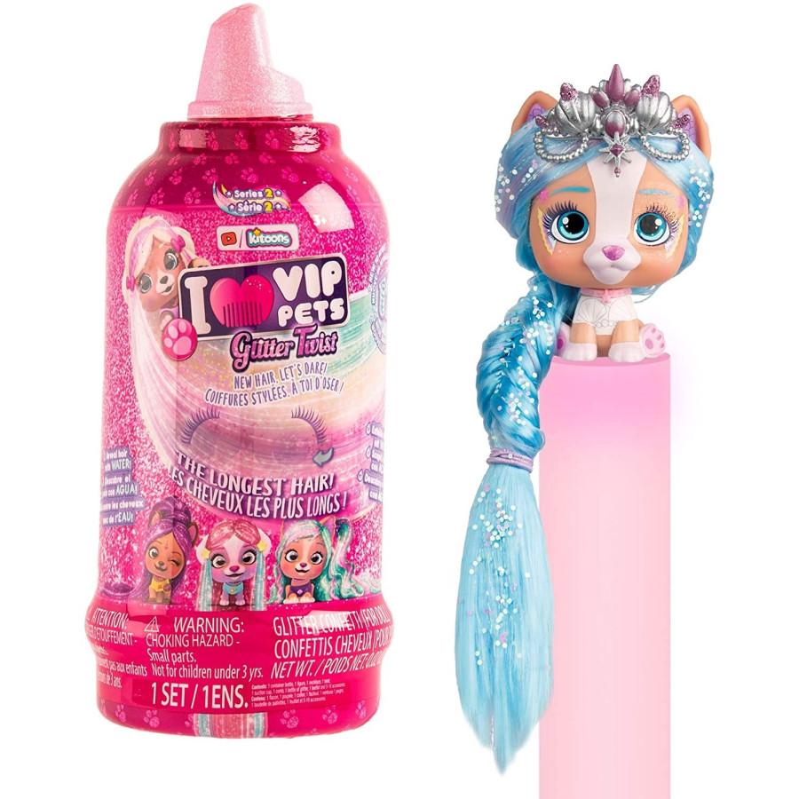 Vip Pets Glitter Twist Cagnolini Assortiti Imc Toys - 8