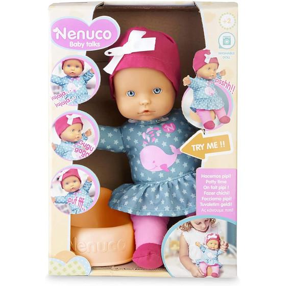Nenuco Baby Talks Facciamo Pipi Famosa - 3