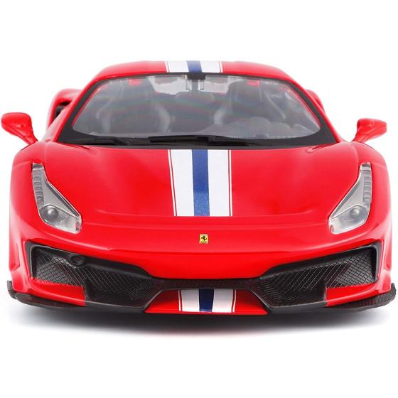 Bburago Race & Play Ferrari 488 Pista 1:24 Bburago - 4