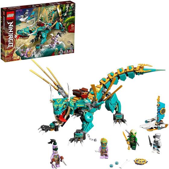 Lego Ninjago 71746 Dragone della Giungla Lego - 2
