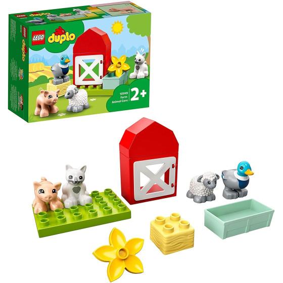 Lego Duplo 10949 Gli Animali della Fattoria Lego - 3