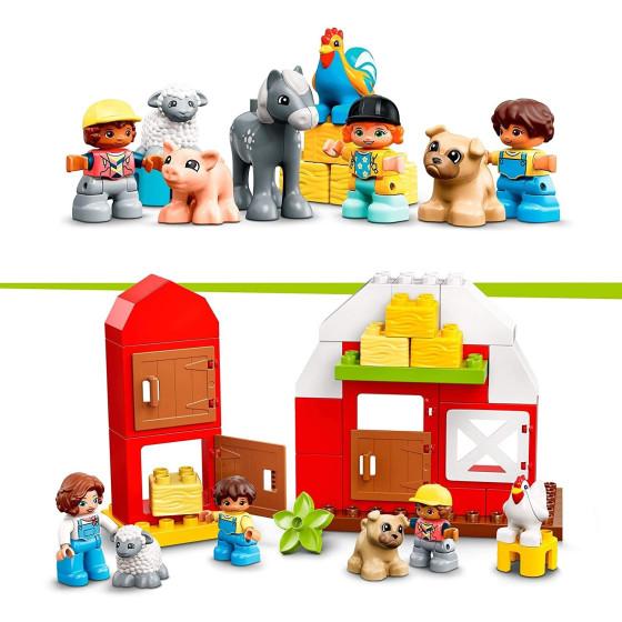 Lego Duplo 10952 Fattoria Con Fienile Lego - 4