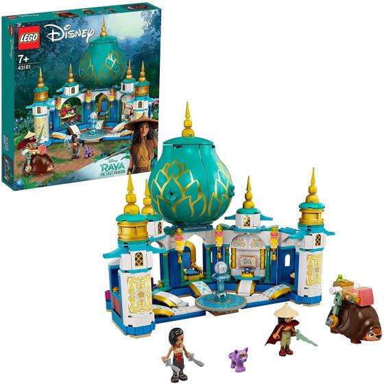 Lego Disney Princess 43181 Raya e Il Palazzo del Cuore Lego - 4
