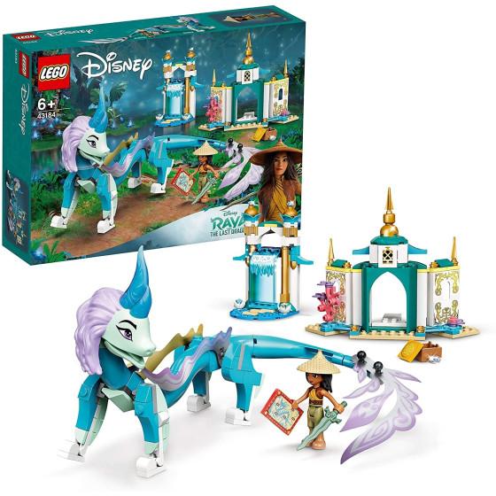 Lego Disney Princess 43184 Raya e Il Drago Sisu Lego - 2