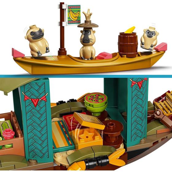 Lego Disney Princess 43185 Barca di Boun Lego - 3
