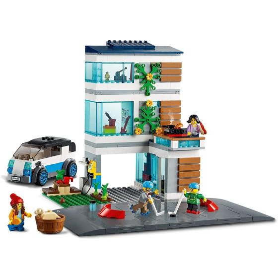 Lego City 60291 Villetta Familiare Lego - 3
