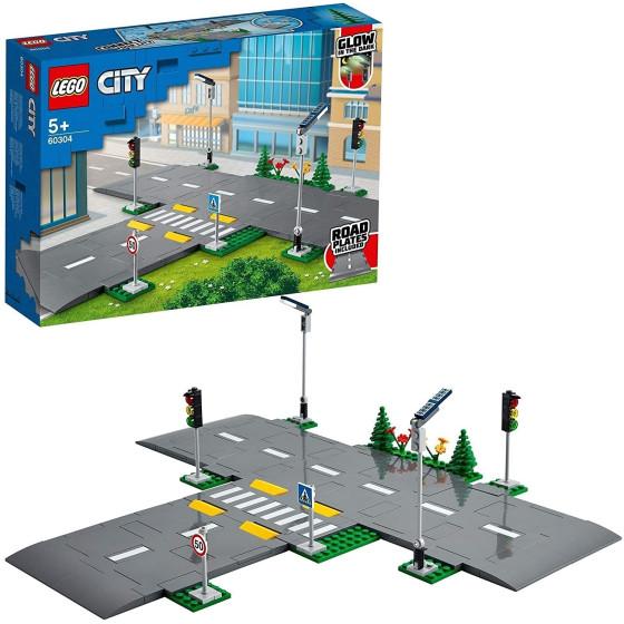Lego City 60304 Piattaforme Stradali Lego - 4