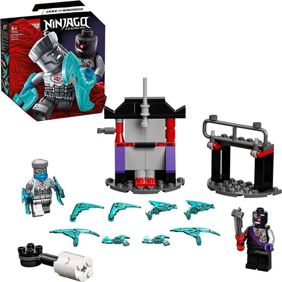 Lego Ninjago 71731 Battaglia Epica - Zane vs Nindroid Lego - 3