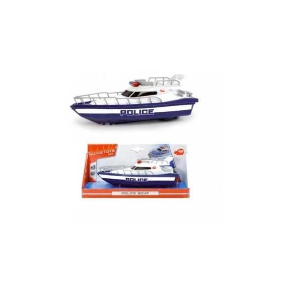 Dickie Toys Barca Della Polizia 23 Cm Simbatoys - 1