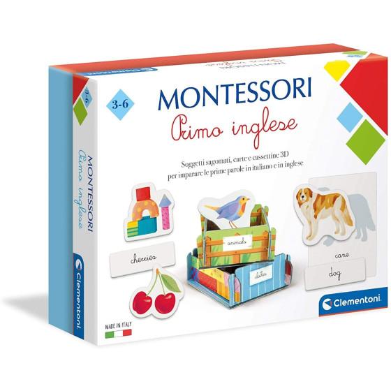 Montessori Primo Inglese 16322 Clementoni - 3