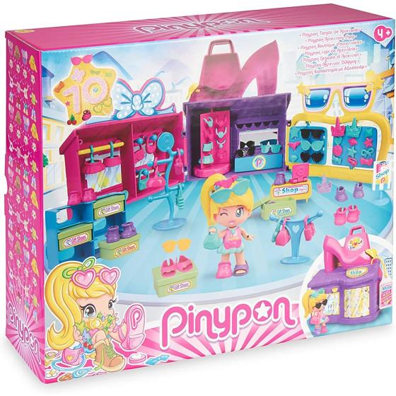 Pinypon Negozio di Accessori Famosa - 3