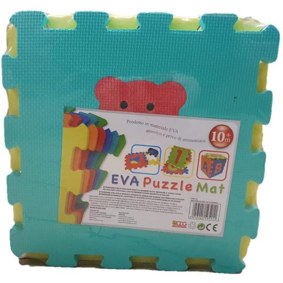 Eva Puzzle Mat Animali ODG - 2
