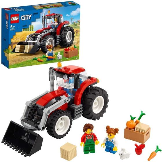 Lego City 60287 Trattore Lego - 3