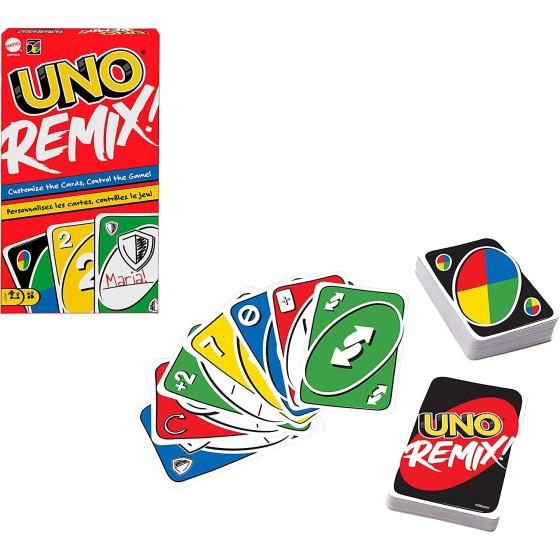 Uno Remix GXD71 Mattel - 4