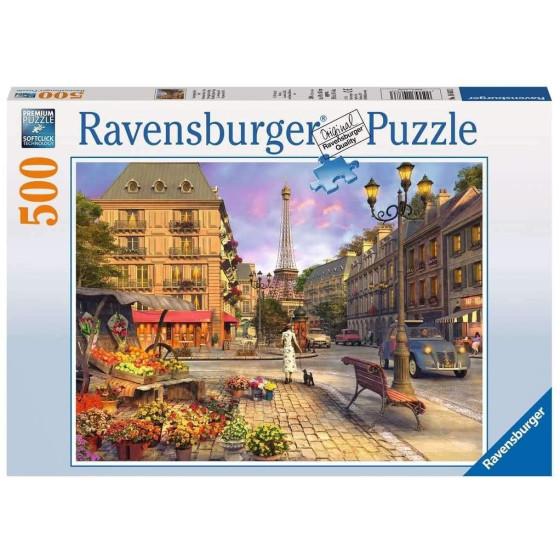 Passeggiata Serale Puzzle 500 pezzi 14683 Ravensburger - 1