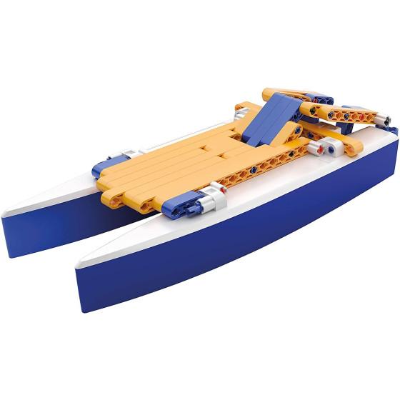 Scienza e Gioco Build Barca a Vela 19215 Clementoni - 7