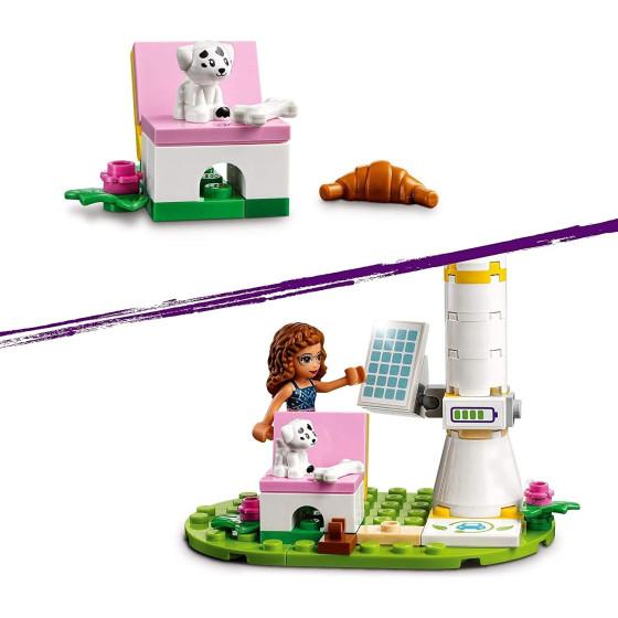 Lego Friends 41443 L'Auto Elettrica di Olivia Lego - 4