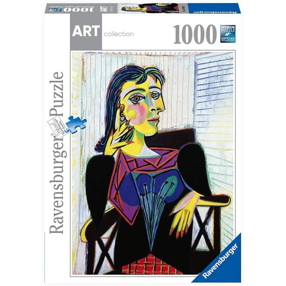 Ritratto di Dora Maar Puzzle 1000 pezzi 14088 Ravensburger - 1