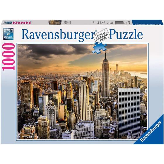 Maestosa New York Puzzle 1000 pezzi 19712 Ravensburger - 1