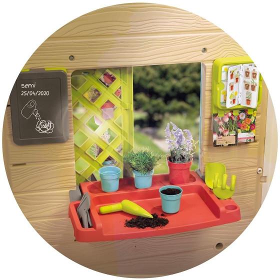 Casetta Garden House Smoby - 5