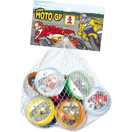 Palline Mare Moto GP Sacca da 10 Pezzi Dulcop - 1