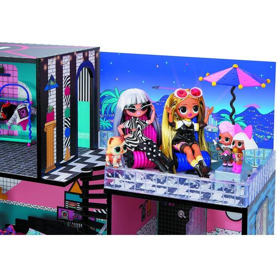 Casa Lol Surprise 91x91cm Nuova Versione 2021  Giochi Preziosi - 2